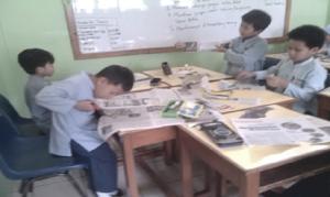 Konsentrasi melaksanakan tugas