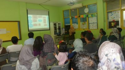 Sosialisasi PPDB Tahun ajaran 2020/2021